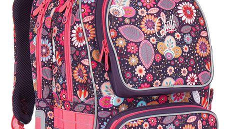 Školní batoh Topgal CHI 844 I - Violet