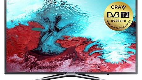 Televize Samsung UE49K5572 titanium