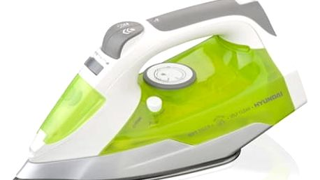 Žehlička Hyundai SI 331 bílá/zelená