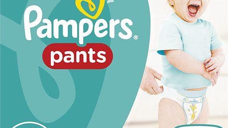 PAMPERS Pants 4, 24ks (9-14kg) CARRY Pack - plenkové kalhotky