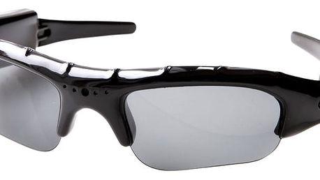 DVR špionážní sluneční brýle s kamerou