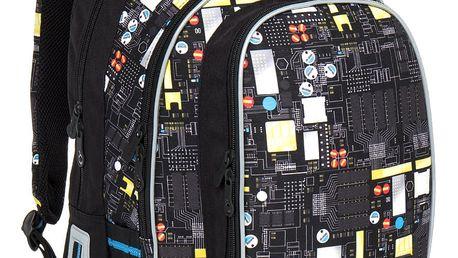 Školní batoh Topgal CHI 797 A - Black