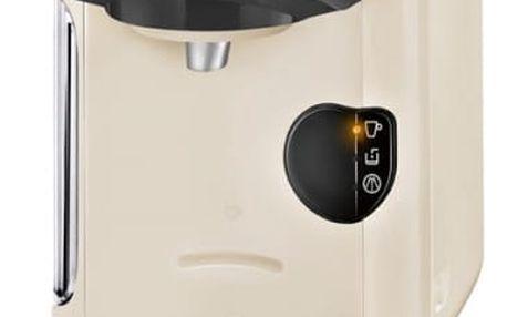 Espresso Bosch Vivy TAS1257 krémové + dárek