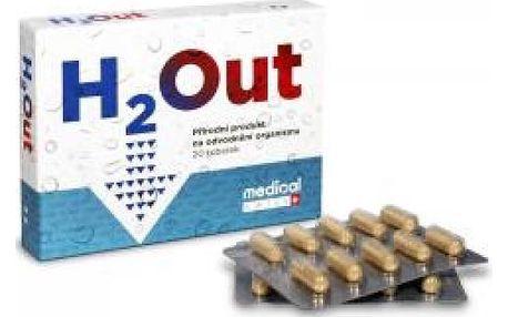 H2Out pro odvodnění organismu 20 tobolek