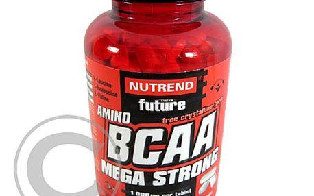 NUTR AMINO BCAA MEGA STRONG 150 TBL