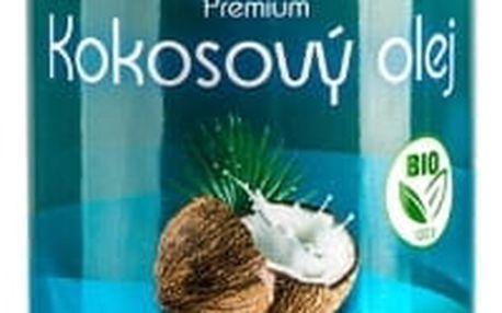 Allnature Premium Bio Coconut Oil 1000 ml přípravek pro zdraví unisex