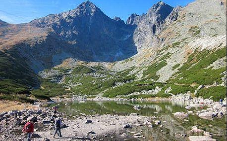 Pobyt ve Vysokých Tatrách kousek od lanovek s polopenzí a wellness