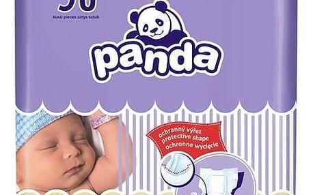 Plenky Panda New born 58 ks