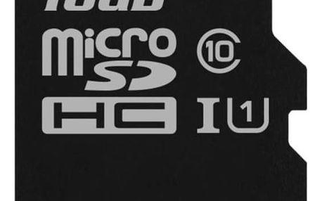 Paměťová karta Kingston MicroSDHC 16GB UHS-I U1 (45R/10W) (SDC10G2/16GBSP)