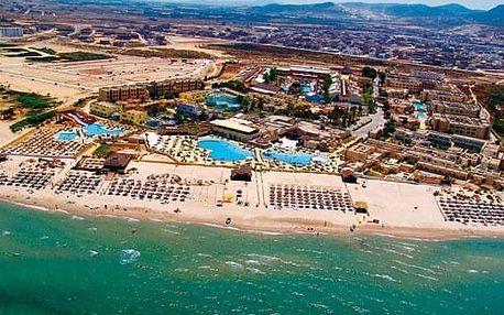 Tunisko - Borj Cedria na 8 dní, all inclusive s dopravou letecky z Brna