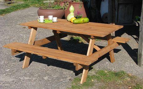 Piknik - Souprava, 160 (kaštan)