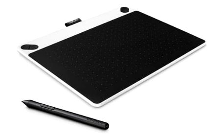 Tablet Wacom Intuos Draw Pen S (CTL-490DW) bílý