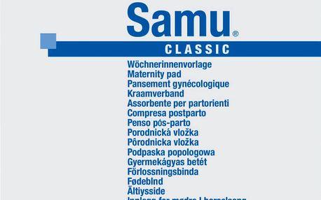 Samu Midi Classic porodnické vložky (56 ks)
