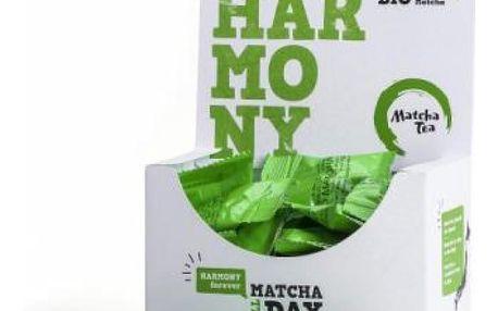 CAJOVA KVETINA Matchatea jemně mletý zelený čaj sáčky 30x2g