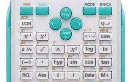 Kalkulačka Canon F-715SG (5730B006) bílá/modrá + Doprava zdarma
