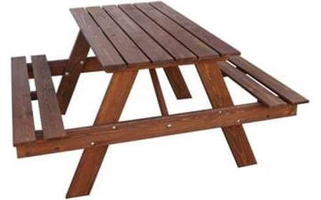 Piknik - Souprava, 120, mořený (dřevo)