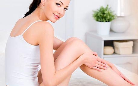 Trvalá epilace horního rtu, podpaží, bikin nebo intimních partií v Anti-Aging Institute.
