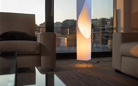 Světelný objekt Leaf, 110 cm - doprava zdarma!
