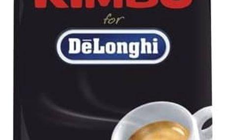 Káva zrnková DeLonghi Kimbo Arabica 1kg + Doprava zdarma