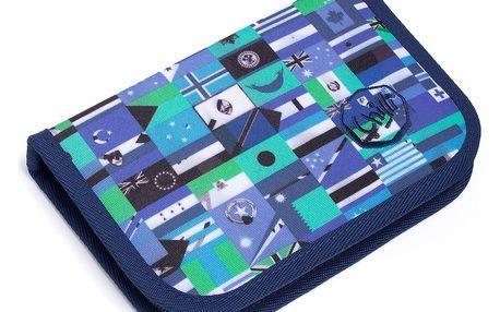 Školní pouzdro Topgal CHI 920 D - Blue