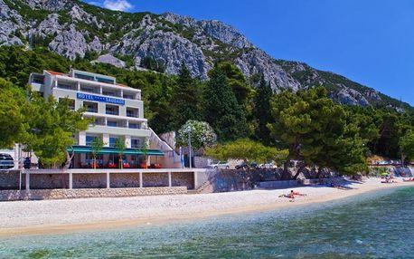 Chorvatsko - Střední Dalmácie na 10 dní, snídaně s dopravou autobusem