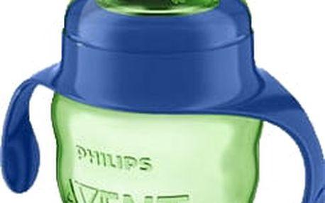AVENT Classic 200 ml - zelený modrý/zelený