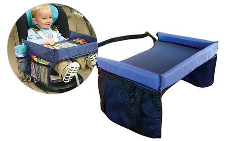 Dětský stolek do auta