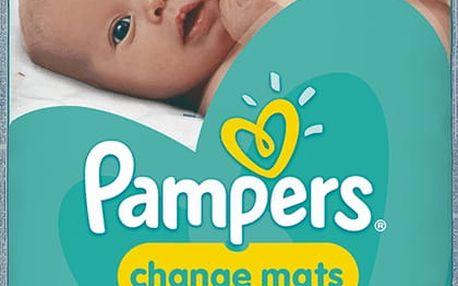 Přebalovací podložka Pampers jednorázová Changemats, 12ks