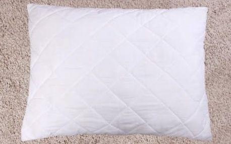 Prošívaný polštář 70x90 cm