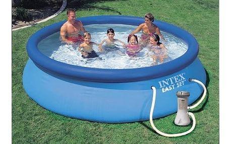 Samostavěcí bazén Intex Easy Set 366 x 76 cm