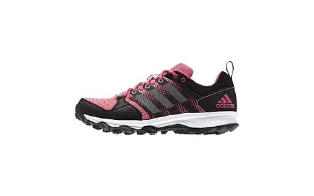 Dámské běžecké boty adidas Performance Galaxy Trail W | BA8341 | Černá, Růžová | 40