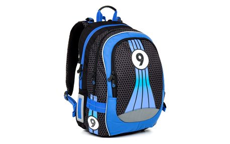 Školní batoh Topgal CHI 798 D - Blue