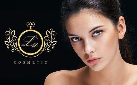 Dámský zkrášlující kosmetický balíček s regenerační masáží v salonu Lu Cosmetic u Brna