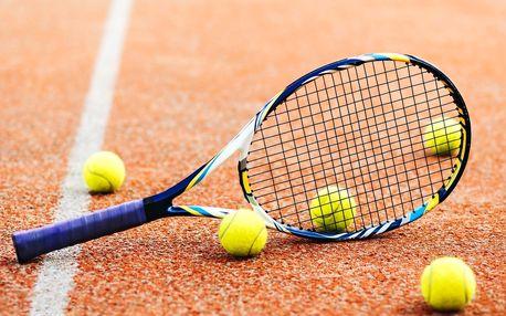 Pronájem tenisového kurtu Pod Stárkou