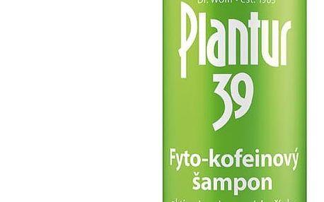 DR KURT WOLFF Plantur39 Fyto-kofeinový šampon barv. vlasy 250ml