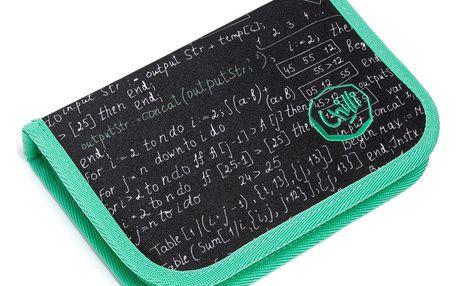 Školní pouzdro Topgal CHI 889 A - Black