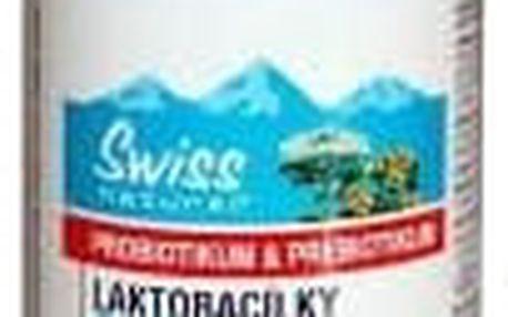 SWISS Laktobacílky baby 30 kapslí