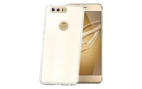 CELLY Gelskin TPU pouzdro pro Huawei Honor 8, bezbarvé - GELSKIN610