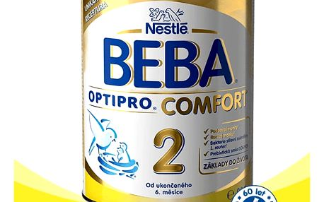 BEBA OPTIPRO Comfort 2 kojenecké mléko - 800g