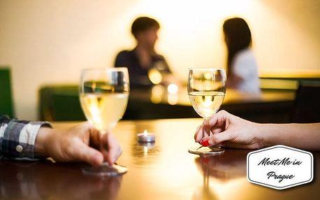 Speed dating neboli rychlé seznámení v Praze v podání společnosti Meet Me in Prague