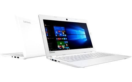 Lenovo IdeaPad 110S-11IBR, bílá - 80WG008GCK