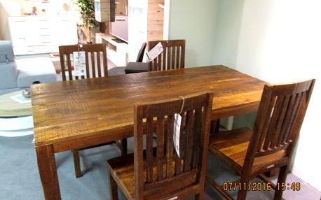 Jídelní stůl GURU 6609