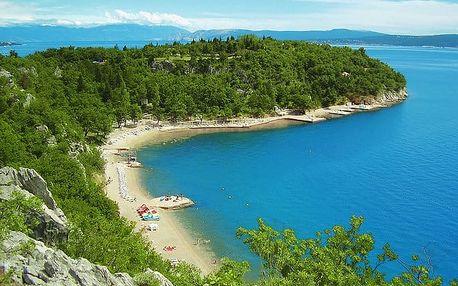 Zájezd za víkendovým koupáním pro 1 na poloostrově Kačjak v Chorvatsku