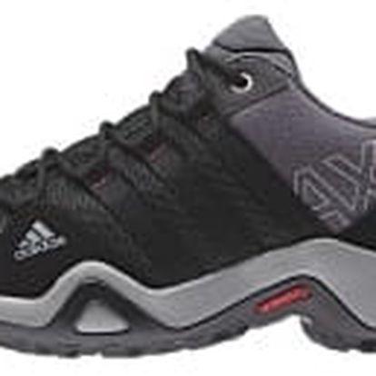 Dámská treková obuv adidas AX2 GTX W 38,5 CARBON/BLACK1/BAHPNK