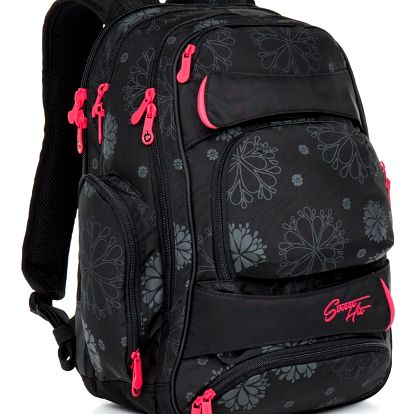 Studentský batoh Topgal HIT 863 A - Black