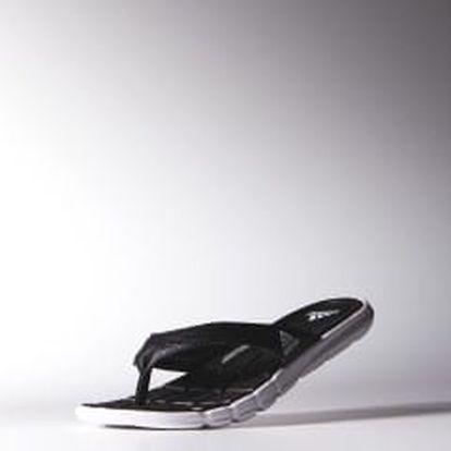Dámské nazouváky adidas Performance adipure 360 Thong W 37 WHITE/CBLACK/IRONMT