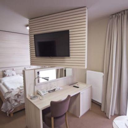 Hotel Čeladenka**** 3-6 dní pro dva či rodinu s polopenzí a wellness