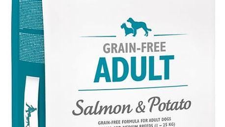 Brit Care Grain-free Adult Salmon & Potato 12kg
