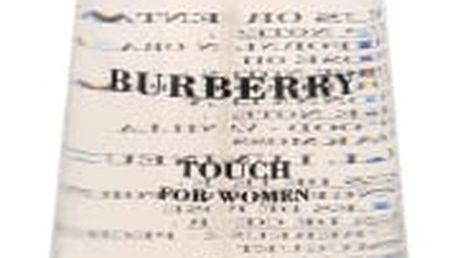 Burberry Touch For Women 100 ml parfémovaná voda tester pro ženy