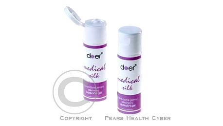 Doer medical silk 30 ml silikonový lubrikační gel